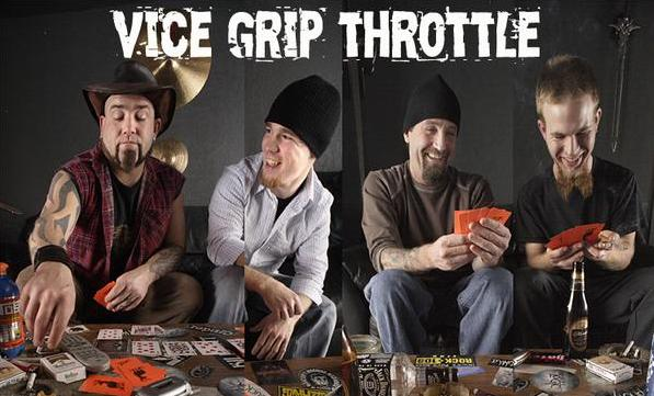 Vice Grip Throttle - Photo