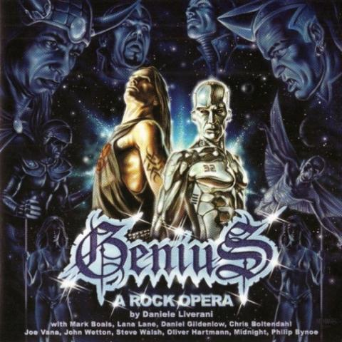 Genius: A Rock Opera - Episode 1: A Human into Dreams' World