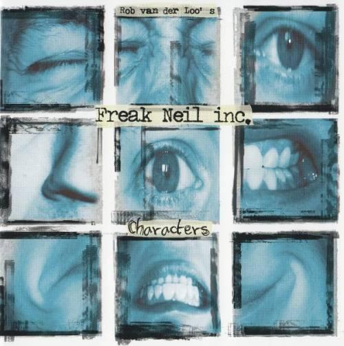 Freak Neil Inc. - Characters
