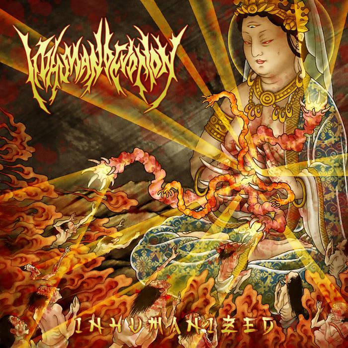 Inhuman Devotion - Inhumanized