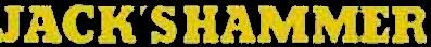 Jack's Hammer - Logo