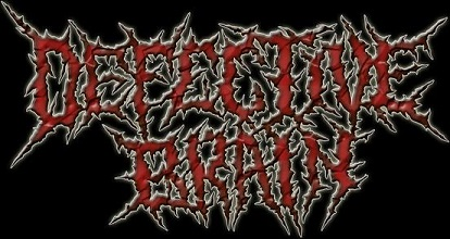 Defective Brain - Logo