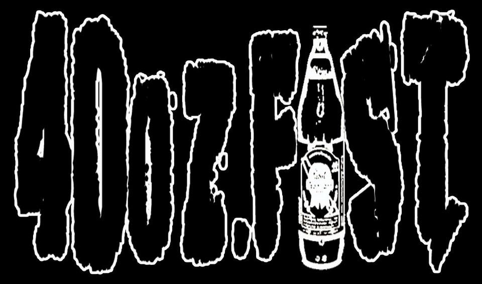 40 oz. Fist - Logo