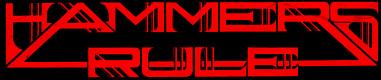 Hammers Rule - Logo
