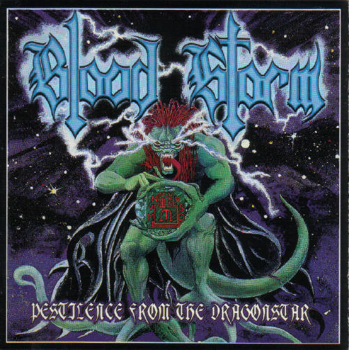 Blood Storm - Pestilence from the Dragonstar