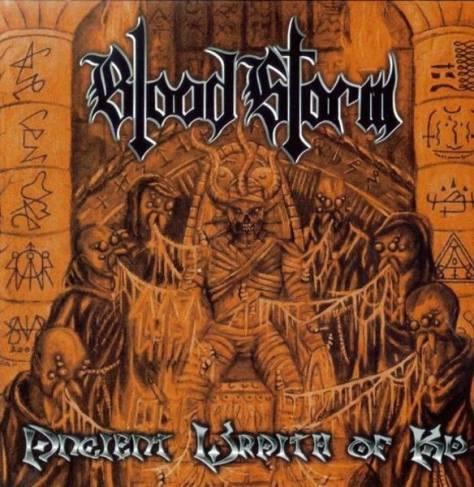 Blood Storm - Ancient Wraith of Ku