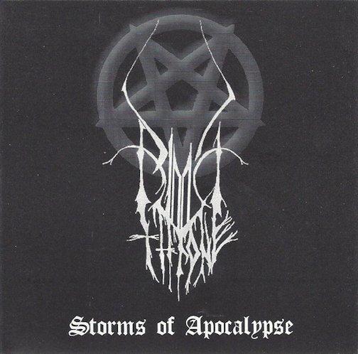 Bloodthrone - Storms of Apocalypse
