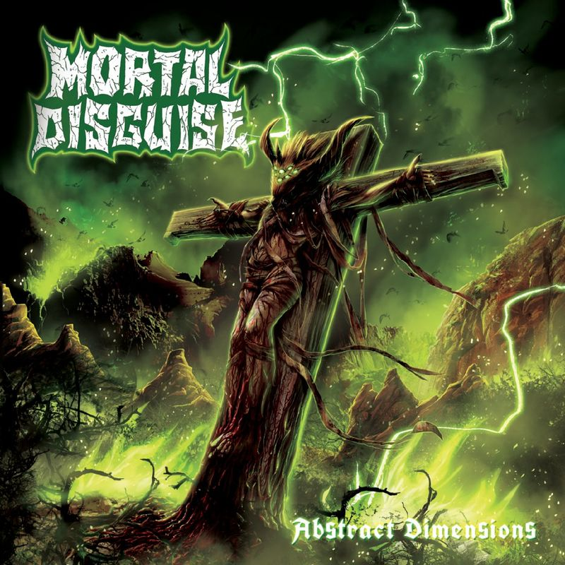 Mortal Disguise - Abstract Dimensions