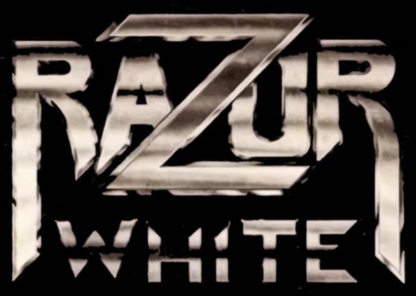 Razor White - Logo