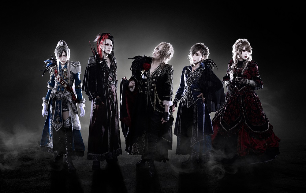 Versailles members (Click to see larger picture)