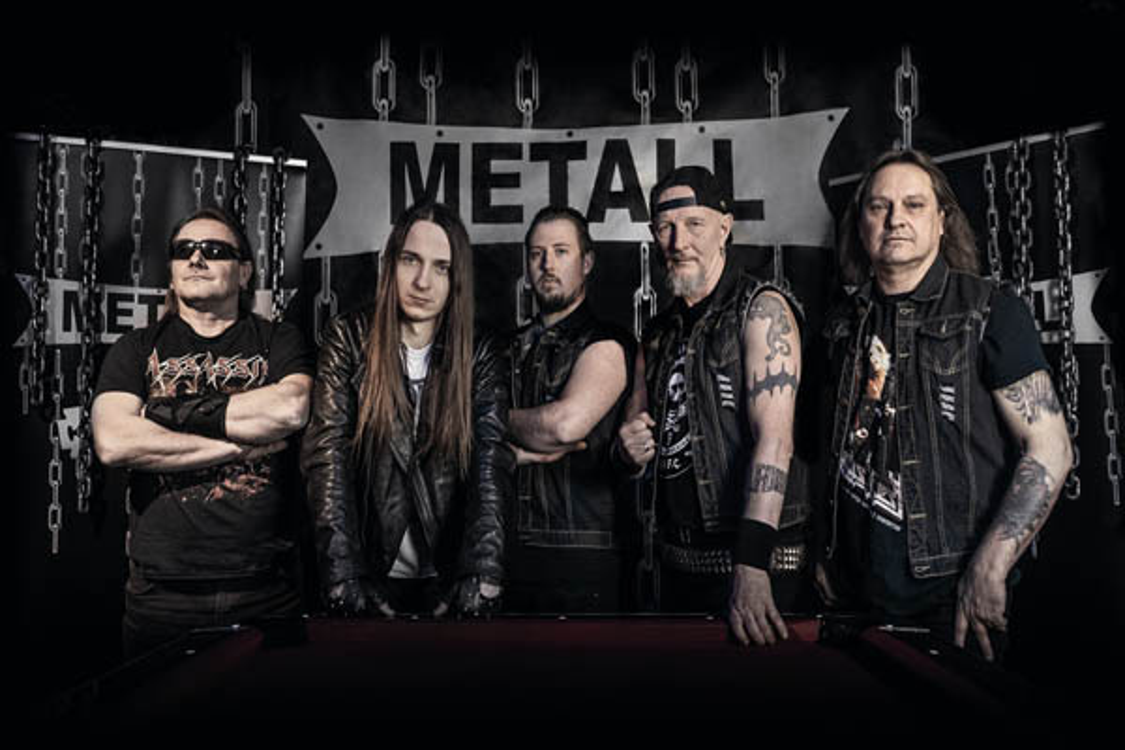 Metall - Photo