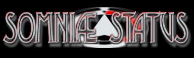 Somniae Status - Logo