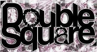 Double Square - Logo