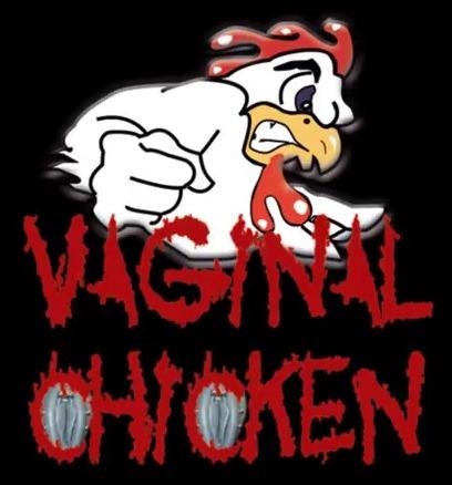 Vaginal Chicken - Logo