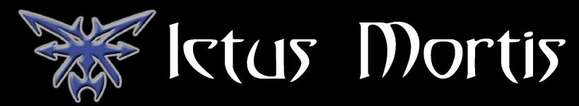 Ictus Mortis - Logo