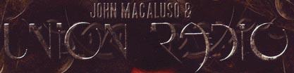 John Macaluso & Union Radio - Logo