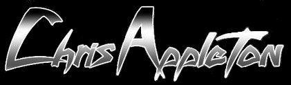 Chris Appleton - Logo