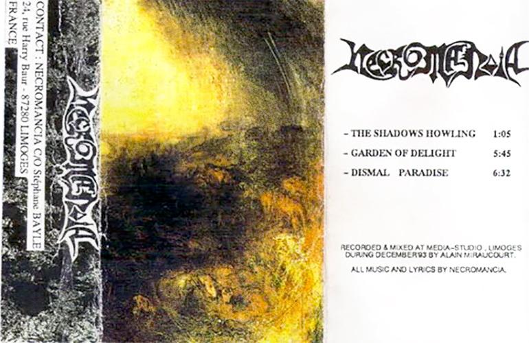 Necromancia - The Garden of Delight
