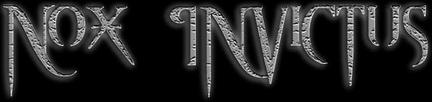 Nox Invictus - Logo