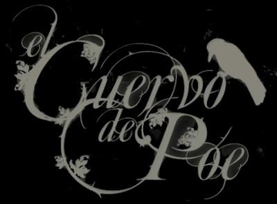 El Cuervo de Poe - Logo