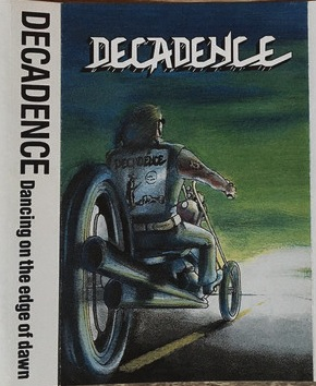 Decadence - Dancing on the Edge of Dawn