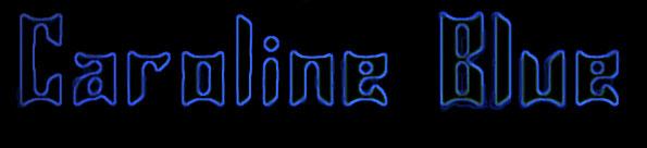 Caroline Blue - Logo