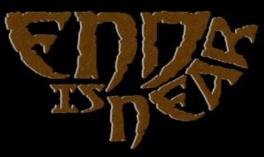End Is Near - Logo