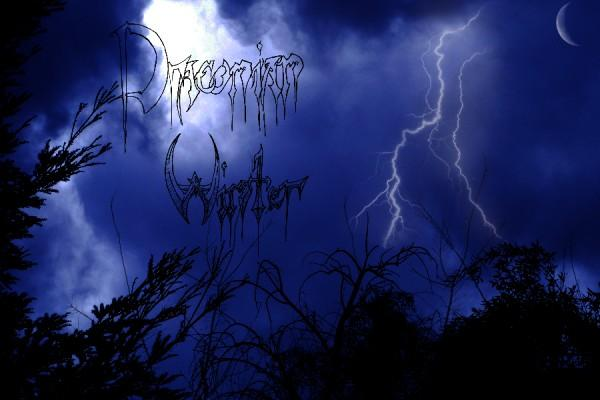 Draconian Winter - Logo