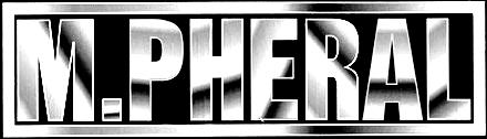 M.Pheral - Logo