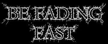 Be Fading Fast - Logo
