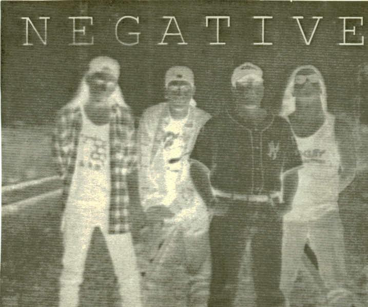 Negative - Photo