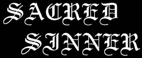 Sacred Sinner - Logo