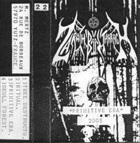 Zarach 'Baal' Tharagh - Demo 22 - Primitive Era