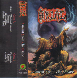 Orlac - Lament from the Grave