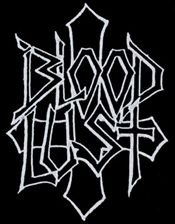 Blood Lust - Logo