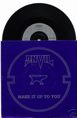 Anvil - Make It Up to You