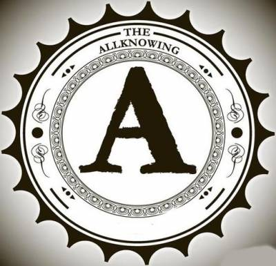 The Allknowing - Logo