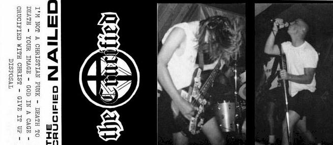 The Crucified - Nailed