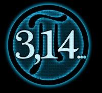 3,14... - Logo