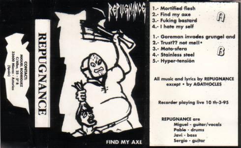 Repugnance - Find My Axe