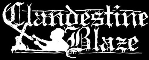 Clandestine Blaze - Logo