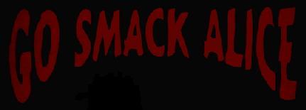 Go Smack Alice - Logo