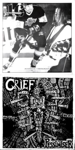 Grief / 16 - Trigger Happy / Pessimiser