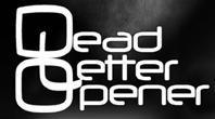 Dead Letter Opener - Logo