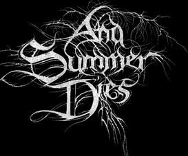 And Summer Dies - Logo