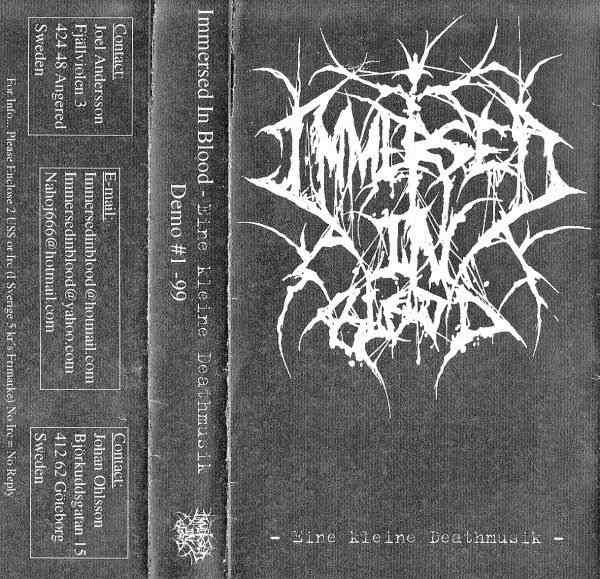 Immersed in Blood - Eine kleine Deathmusik