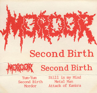 Mordor - Second Birth