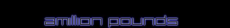 Amillion Pounds - Logo