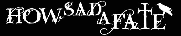 How Sad a Fate - Logo