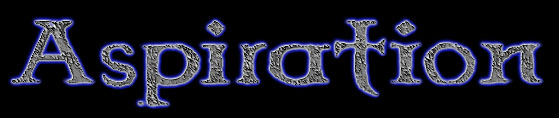 Aspiration - Logo